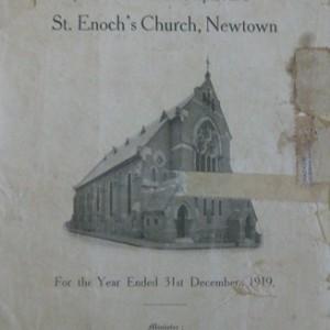 Newtown Church phamplet