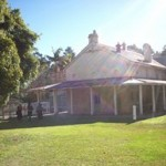 Parramatta third class quarters